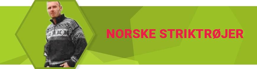 Norske Striktrøjer & Sweaters -Uldsokker-Norwool