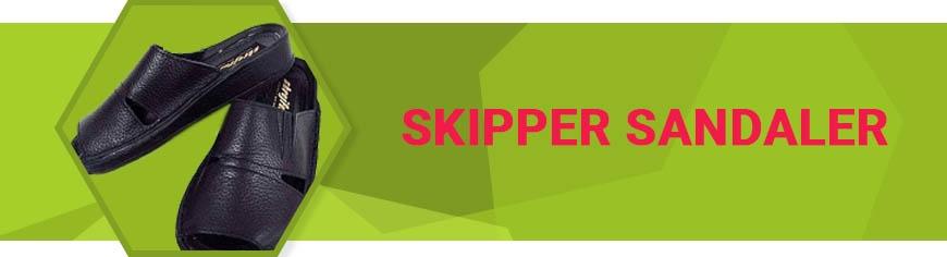 Skipper sandaler