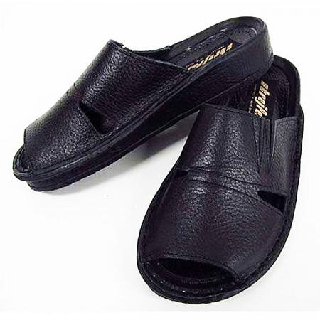 Strejfer-sort-skipper-sandal.