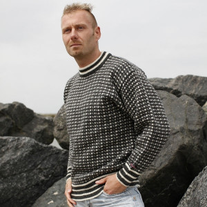 Koks Islandsk sweater