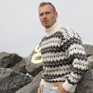 Islandsk sweater - Norwool