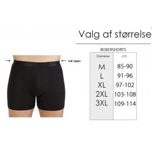 Bambus boxershorts 3-pack